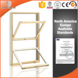 Modèle en bois de guichet en aluminium et de gril de porte de Chine, marque américaine verticale Caldwell de matériel de guichet de glissement