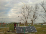 바람 Solar Hybrid Power Generator System 2000W