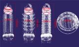 Het trillende Speelgoed van het Geslacht van de Nieuwigheden van de Versterker van de Vergroting van de Penis van de Koker van de Bouw van de Condomen van de Koker van de Penis Geweven voor Mensen