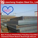 ASTM A36 / Ss400 / Q235 / Q345 Plaque d'acier laminée à chaud avec certification SGS
