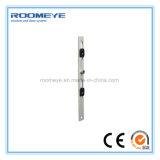 Roomeye 60シリーズアーチの上2のサッシュの開き窓PVC/UPVCのドア