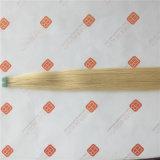 インドの毛を搭載する毛の拡張の最もよい品質テープ