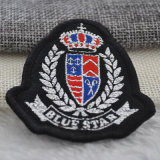 Apparel Textile Clothing를 위한 형식 Embroidery Patch