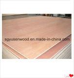 da madeira compensada impermeável da madeira compensada 4X8 de 18mm madeira compensada barata Okoume