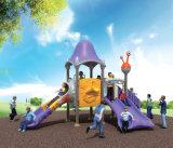 Campo de jogos ao ar livre do projeto novo