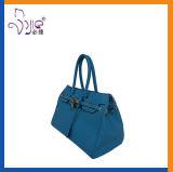 Da alta qualidade de couro da bolsa do plutônio das mulheres sacos famosos das senhoras do desenhador