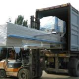 Serras de mitra dupla de perfil de alumínio e PVC