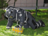 Костюм обезвреживания взрывоопасных предметов Pbf-SD01