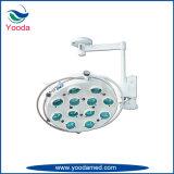 9 Lamp van de Verrichting Shadowless van het Type van Plafond van de reflector de Medische
