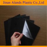 0.3mm het 0.5mm Witte Zwarte Stijve Blad van het Blad pvc van pvc van het Album van de Foto van pvc Binnen