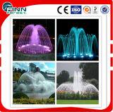 Edelstahl Water Screen Movie Fountain Nozzle mit Laser