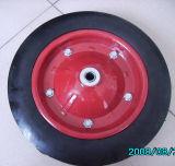 Rotella di gomma solida dei pezzi di ricambio della riga della barra di rotella (13*3inches)