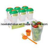 BPA geben Plastiksalat-Schüttel-Apparatcup frei
