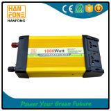 Solaire outre de l'inverseur 24VDC de réseau à 240VAC avec le pouvoir