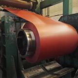 PPGI ha galvanizzato la bobina d'acciaio ricoperta colore d'acciaio delle bobine