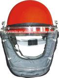 Lucht Geleverde Kap en Helm voor het Schurende Vernietigen Protecive