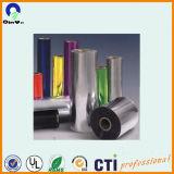 Pellicola trasparente colorata del PVC della medicina per la bolla farmaceutica