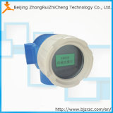 Compteur de débit électromagnétique de batterie d'E8000fdr/débitmètre magnétique 4-20mA
