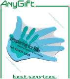 Porta copos de PVC macio com forma personalizada e logotipo