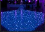 Envío gratis a 12*12FT LED iluminado por las estrellas del Festival de Baile Decoración de fiesta