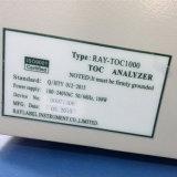 De totale Organische Analysator van de Koolstof, de Analysator van TOC (straal-TOC1000)