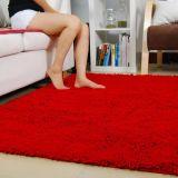 Soft interior confortable puerta del área de chenilla Shaggy Alfombras alfombras alfombras