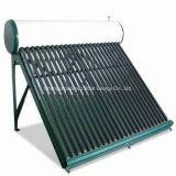 China aquecedor solar com certificado CE