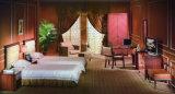 La habitación del hotel mobiliario de madera