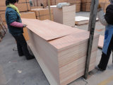 madera contrachapada de 1220X2440X3m m y madera contrachapada de la chapa