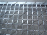 Galvanisiertes perforiertes Stahlmetall, lochendes Metall