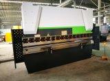 CNC betätigen die Bremsen-verbiegende Maschine, die für das Blech-Aufbereiten am meisten benutzt ist