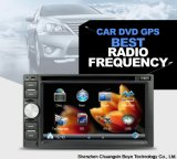 Coche DVD GPS universal Doble DIN navegación MP4