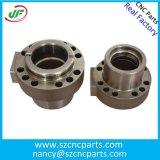 CNC-Präzisionsbearbeitung Teile, CNC Harteloxiert Schwarz Aluminium Ersatzteile
