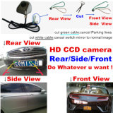 HD CCD Universal Waterproof Car Rearview Reverese Camera 170 Grau