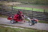 8-10HP het Gebied die van de Padie van de dieselmotor het Lopen Tractor (mx81-2) met behulp van