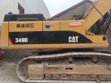 Trattore a cingoli giapponese usato 349d 2012 dell'escavatore