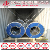 Roulis en acier enduit galvanisé plongé chaud de zinc en acier de Dx51d