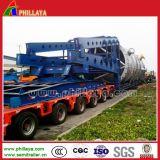 Plataforma Hidráulica Trailers modular com 4 linhas disponíveis de 6 Linhas