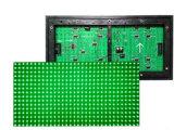 Écran de visualisation simple vert extérieur des textes de module des textes DEL de la couleur P10