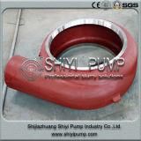 높은 크롬 원심 슬러리 물 처리 펌프 채광 장비 슬러리 예비 품목