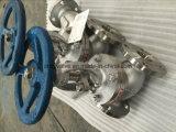 API Klasse 150 van het Roestvrij staal de Klep van de Bol