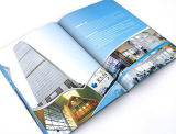 Calendario del libro de la impresión/compartimiento del servicio de impresión del folleto