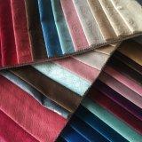 Le tricot de velours gaufré avec deux tonalités de couleur (XF001)