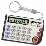 Don ultracompacto calculadora Calculadora de la tarjeta, nombre un-206 (KT)