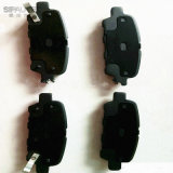 Garnitures de frein de pièces d'auto (44060-8H385 D1288) pour Nissans Tiida Renault Infiniti