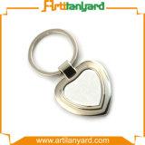 Metallo Keychain di disegno del cliente con il marchio