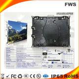 Panneau-réclame polychrome d'intérieur de l'Afficheur LED P10