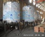 Serbatoio mescolantesi chimico verticale della soda caustica dell'acciaio inossidabile (ACE-JBG-3O)