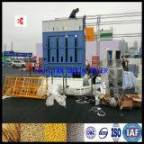 Sistema de Controlo totalmente automático do secador de cereais