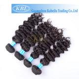 100% menschliche brasilianische Haar-Webart, brasilianisches Haar (KBL-BH-DW)